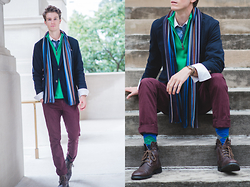 Dillan Moore -  - Lessons in style from Chuck Bass