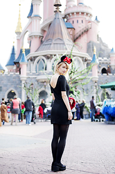 Angeline -  - Disneyland Day