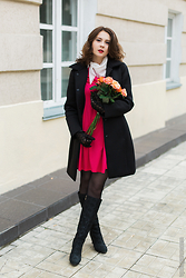 Helena Ivanova - Coat, Dress - Chic & Roses