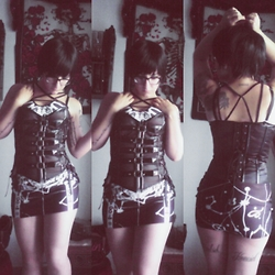 Rena Von Caustic -  - Did I say i love corsets?