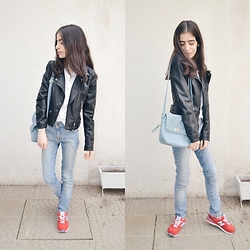 Agustina Torti -  - New blog, New Balance / THEBLUEYEDGAL