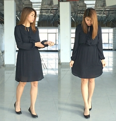 The Bandwagon Chic -  - CLASSIC LBD
