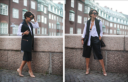 Sara Che -  - How to: Layer to look taller