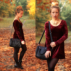 Wioletta Mary Kate -  - Fall Look