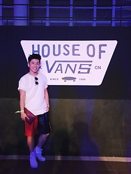 Andy Lin -  - House of VANS
