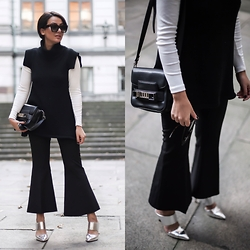 Sara Che -  - Layers & cropped flares