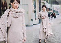 Justyna Polska -  - Knit dress