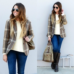 Abigail Sterling -  - Classic Fall Outfit