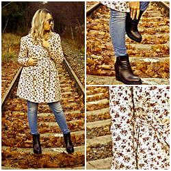 Make Your Style -  - Flower Coat