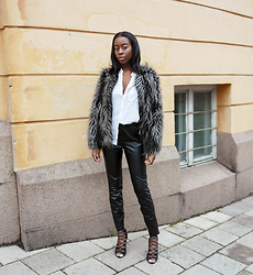 Sylvie Mus -  - LEATHER & FUR