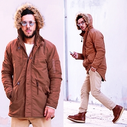 Faissal Yartaa - Soulstar Jacket, Wholesalebuying 2015 Stylish New Fashion Modify Glasses Outdoor Casual Retro Sunglasses - Winter is coming