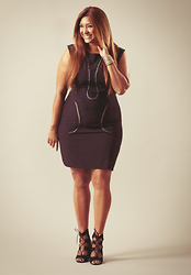 The Curvy Chapter Saskia -  - #TIMETOSPARKLE | MS MODE