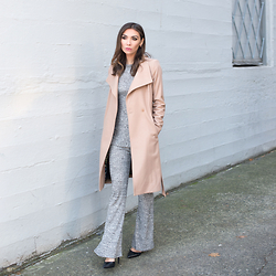 Tienlyn . - Axparis Knit Co Ordinates, Steve Madden Raela Pumps, Ted Baker Camel Coat - Seattle Flavor