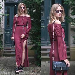 Ruth Pie -  - The Maxi Dress