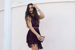 Glency Feliz -  - About Marsala and Fringe