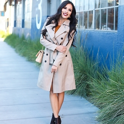 Rachel Vogt - My Blog - Trench