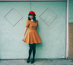 Amy Roiland - Pepaloves Dress - Swinging SF