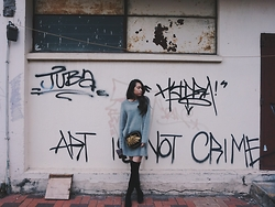Cherry Mui -  - Art Is Not Crime