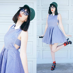 Amy Roiland - Orchids And Spice Dress - Holidays !!
