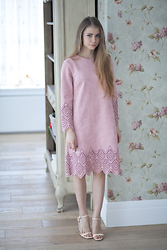 Anna Vershinina - Chic Wish Dress - Pink is the New Black