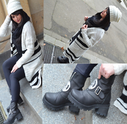From Anna with love fromannawithlove80 - Unif Boots - Grunge