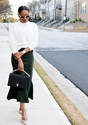 Monica Awe-Etuk -  - AWED BY MONICA: THE PERFECT SKIRT