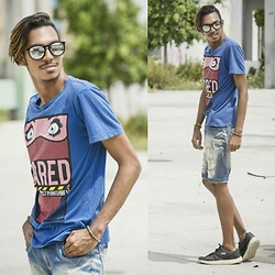 Yago Rodrigues - Reveste Pulseira - • Look of the Day- Fashion Blogger!