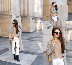 Mirella Szymoniak -  - Do grey and beige go together?