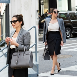 Olivia J -  - Work Wear | Pencil Skirt