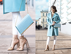 Helena Ivanova - Coat, Bag, Shoes - You will be never oversized !