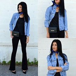 Savina Dos -  - Classic Denim Jacket