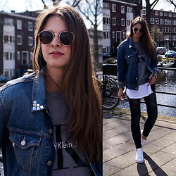 Jacky -  - Amsterdam Outfit #1