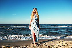 ♡Anita Kurkach♡ - Sheinside Dress - SEA