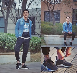 Chris Su - Adidas Nmd Sneakers - NMD