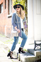 MEDIAMARMALADE ; BRITISH BLOGGER -  - SUMMER COAT