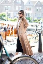 Christine R. - H&M Trend Trench Coat - Long trench