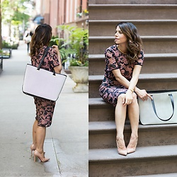 Olivia J -  - The Perfect Work Tote