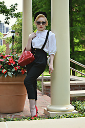 Erin Smith - Stylewe High Waist Pants - Factory Girl