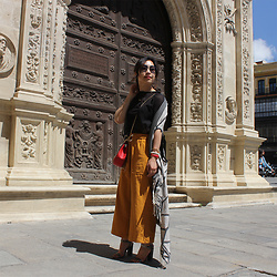 Lily T - Chloe Drew Bag Red - LIFE IN SEVILLA