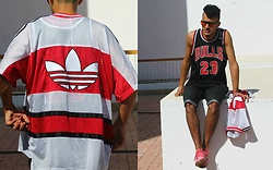Mohamed Samaras - Adidas Originals, Levi's® Short Slim 511, Nike Stefan Janoski, Champions Tops Bulls - Back with more ambitions