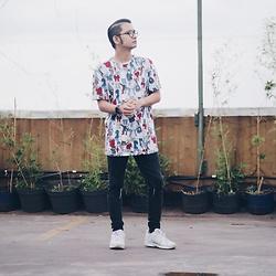 adidas zx flux jeans
