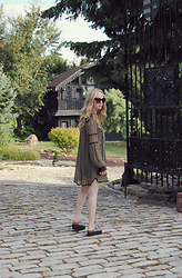 Stacey Belko - Free People Dress - Summer with free people part #1.