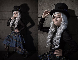 Lovely Blasphemy -  - Steampunk