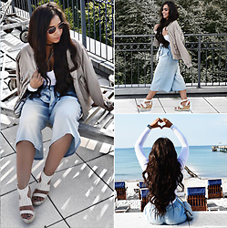 Chiara Culture With Coco -  - The Blue Culottes