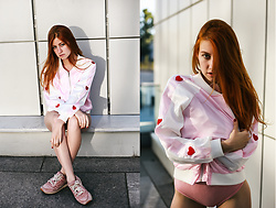 Umbird - Wholesale7 Cardigan, Reebok Sneakers - Miss you, summer