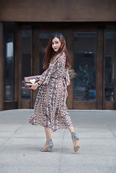 Ang Nguyen - Date Shop Boho Dress - Boho Girl