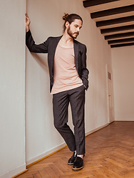Maik - The Bloke Suit, Drykorn Shirt - Casual Chic
