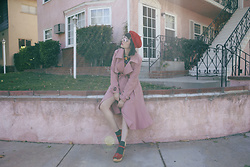 Amy Roiland - Storets Coat - Trench baby TRENCH