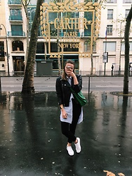 Selina W - Zara Sneakers - Paris