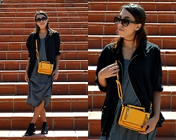 Maya Levy - Prada Sunglasses, Forever 21 Shoes - Lookbook i missed u!